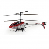 [ U16W ]  3CH iphone WIFI  RC helicopter with camera real-time transmission
